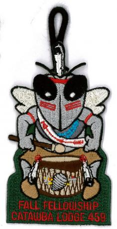 Embroidered Emblem-Boy Scout & Girl Guide