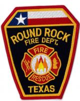 Embroidered Emblem-Fire Department
