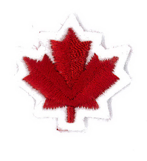 Embroidered Emblem-Canada